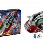 best gift ideas for star wars fans LEGO Star Wars Slave I Toy