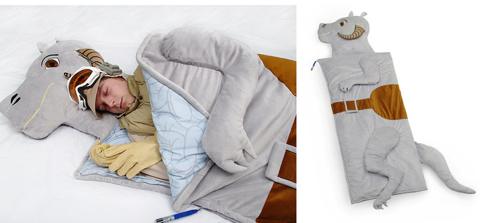 best star wars gift idea 2016 Star Wars Tauntaun Sleeping Bag