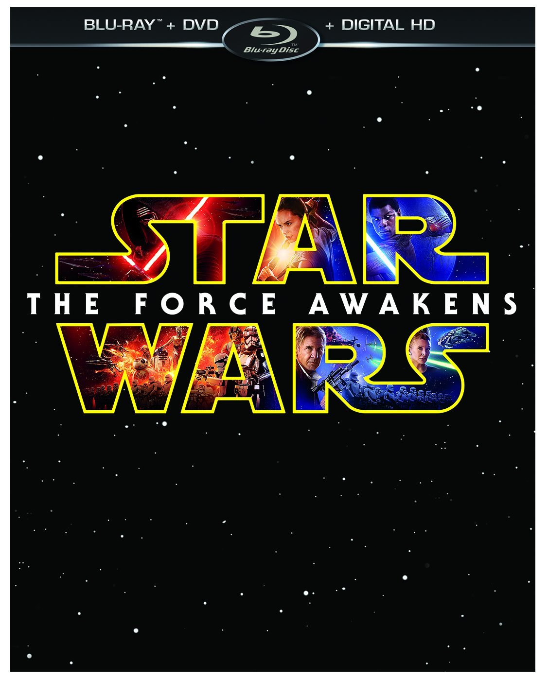 best star wars gift idea 2016 Star Wars- The Force Awakens (Blu-ray:DVD:Digital HD)