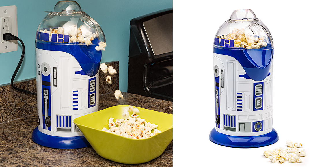 gift ideas star wars 2016 R2-D2 Popcorn Maker