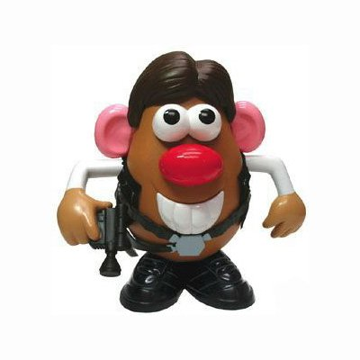 star wars gift idea 2016 Mr Han Solo Potato Head