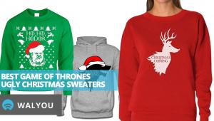 12 Best Game of Thrones Ugly Christmas Sweaters 007534e18