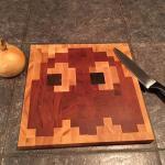 8-bit-pacman-ghost-cutting-board