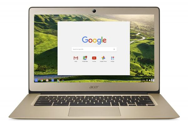 Acer Chromebook 14-inch Full HD Laptop