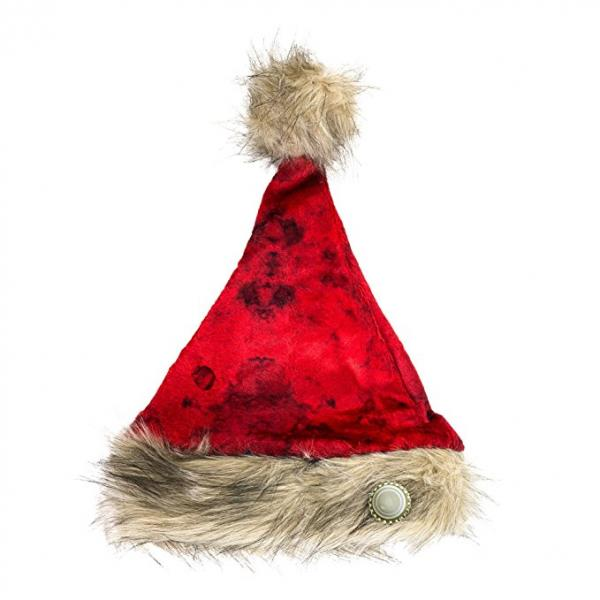 Bad Dirty Looking Santa Hat