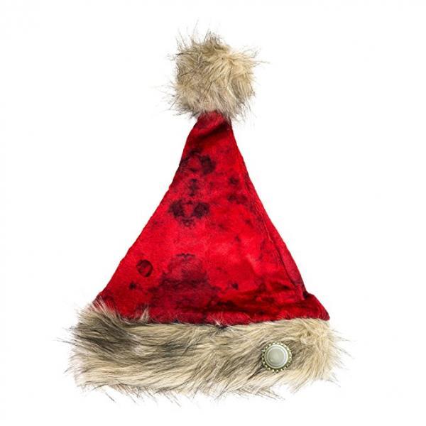 Bad Dirty Looking Santa Hat