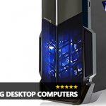 Best Gaming Desktop Computers 2016