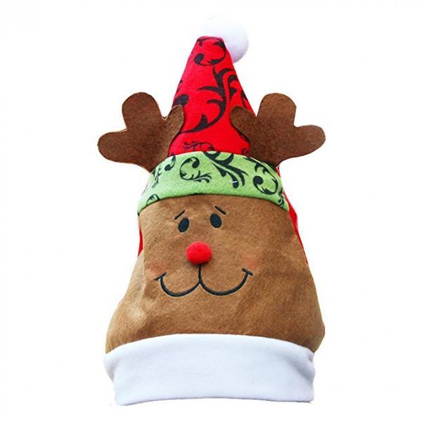 Christmas Santa Reindeer Hat