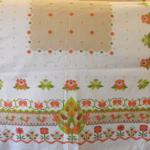 Colorful Thanksgiving Tablecloth