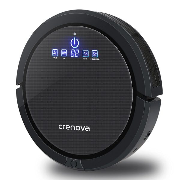 Crenova Robot Vacuum Cleaner