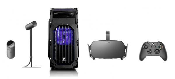 CybertronPC Palladium Gaming Dektop & Oculus Rift Bundle