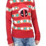 Deadpool Ugly Christmas Sweater