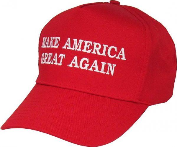 Donald Trump 'Make America Great Again' Cap