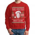 Donald Trump 'Make Christmas Great Again' Ugly Christmas Sweater