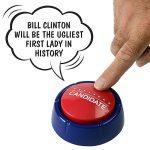Donald Trump Speaking Button