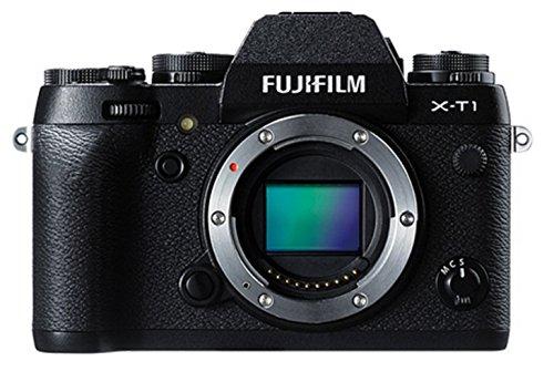 Fujifilm X-T1 16MP Mirrorless Digital Camera