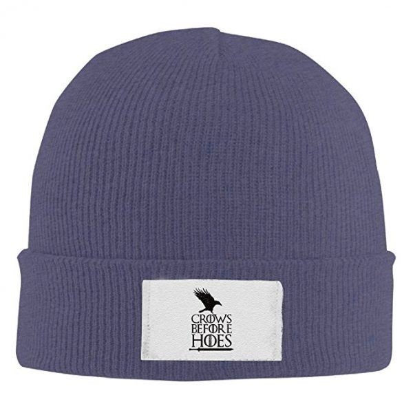 Game of Thrones Crows Before Hoes Beanie