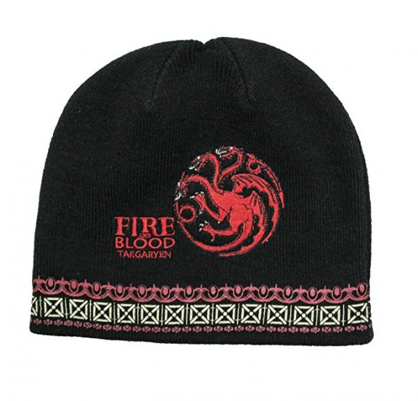 Game of Thrones Fire & Blood Beanie