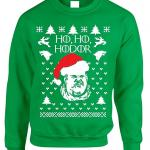 Game of Thrones 'Ho Ho Hodor' Ugly Christmas Sweater