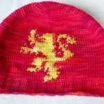 Game of Thrones House Lannister Beanie
