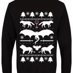 Game of Thrones House Sigils Ugly Christmas Sweater
