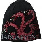 Game of Thrones House Targaryens Three-Headed Dragon Beanie