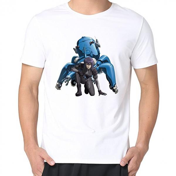 Ghost in the Shell Man & Machine T-Shirt