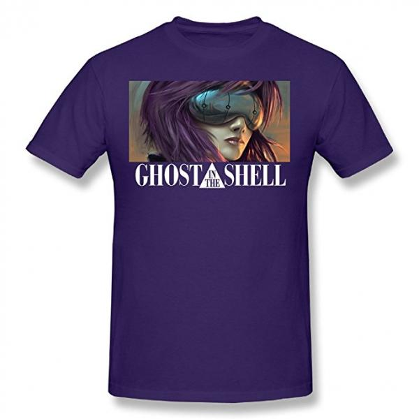 Ghost in a Shell Anime Art T-Shirt