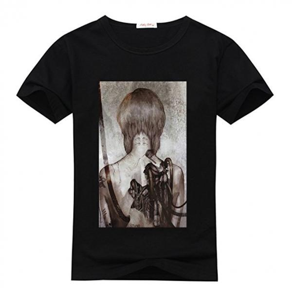 Ghost in a Shell Art Men's T-Shirt