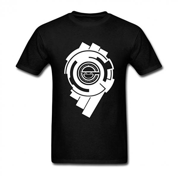 Ghost in a Shell SAC logo T-Shirt