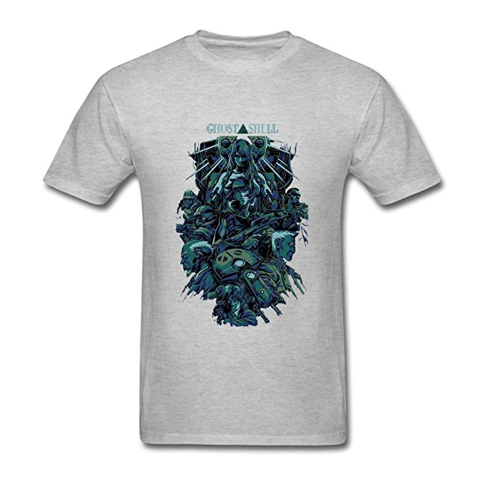 Ghost in the Shell Cyborg T-Shirt