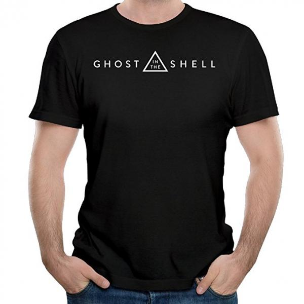 Ghost in the Shell title t-shirt