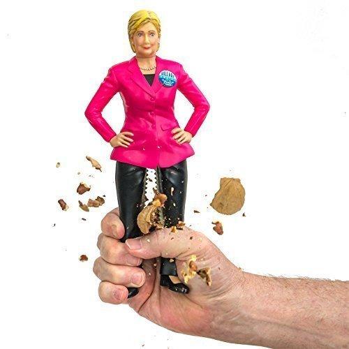 Hillary Clinton Nutcracker