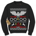 Hogwarts Ugly Christmas Sweater