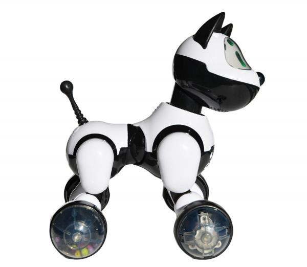 Jenx the Robot Dog: Voice Recognition Interactive Puppy
