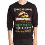 Jurassic World Ugly Christmas Sweater