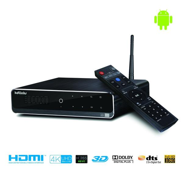 KDLinks 4k TV Media Player With Kodi