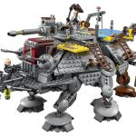 LEGO Star Wars Captain Rex's AT-TE