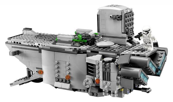 LEGO Star Wars First Order Transporter