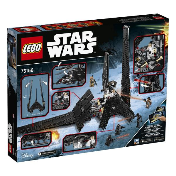 LEGO Star Wars Krennic's Imperial Shuttle