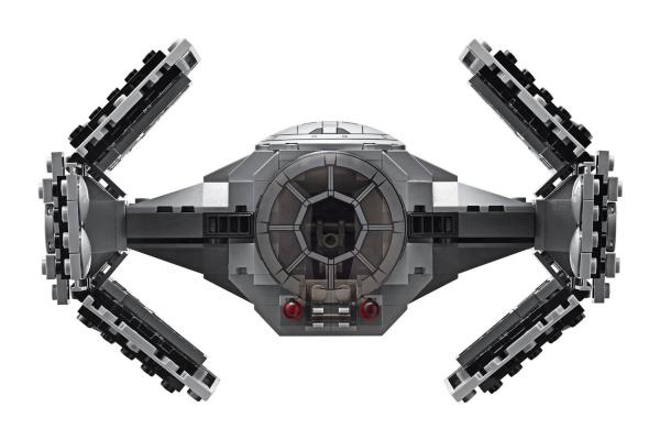 LEGO Star Wars TIE Fighter & A-Wing Starfighter