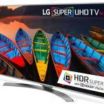 LG 65-inch 4k Ultra HD Smart LED TV