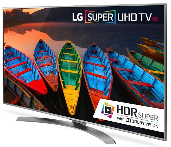 LG 65-inch 4k Ultra HD Smart LED TV