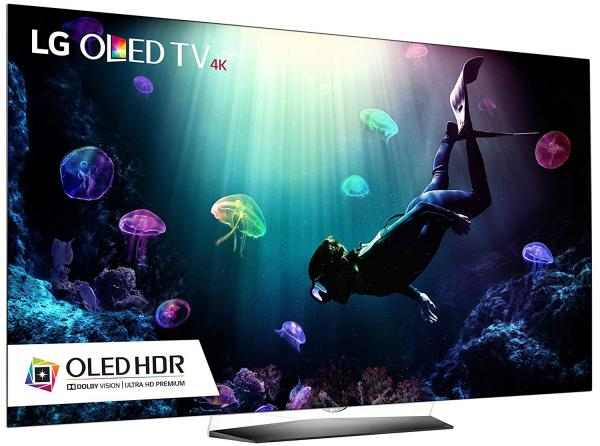 LG Flat 55-inch 4k Ultra HD Smart LED TV
