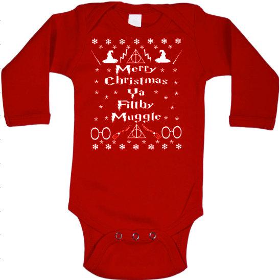 merry-christmas-ya-filty-muggle-bodysuit