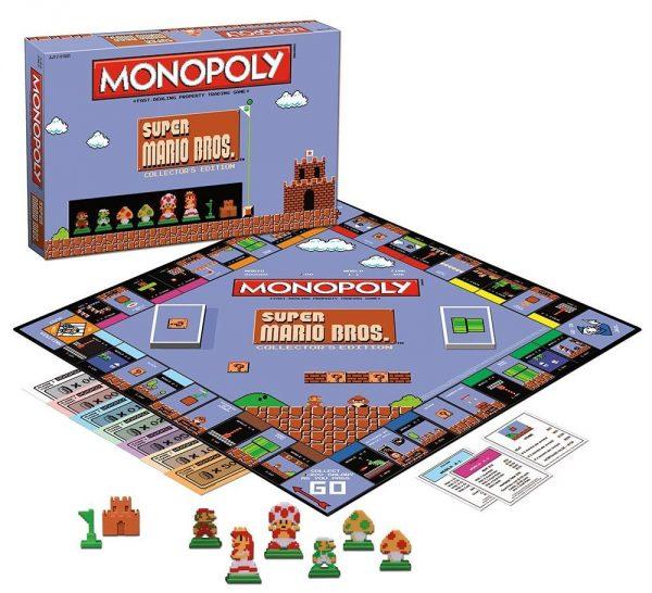 Monopoly Super Mario Bros Collector's Edition