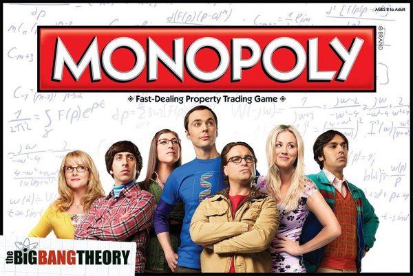 Monopoly The Big Bang Theory Edition