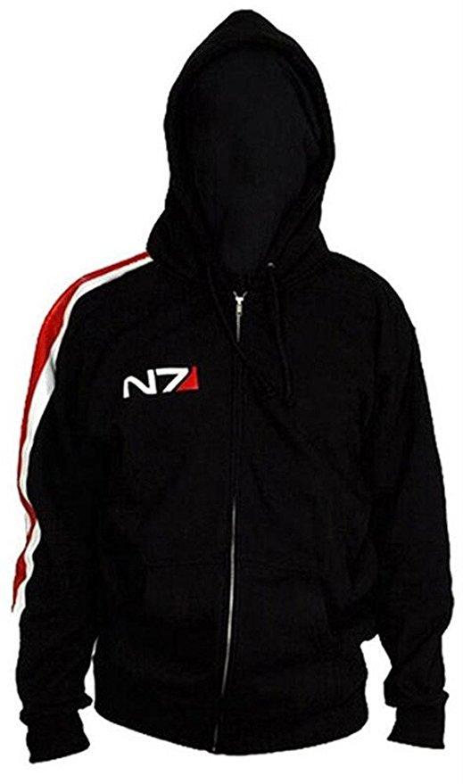 N7 Mass Effect Hoodie