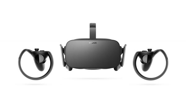Oculus Rift & Oculus Touch Bundle