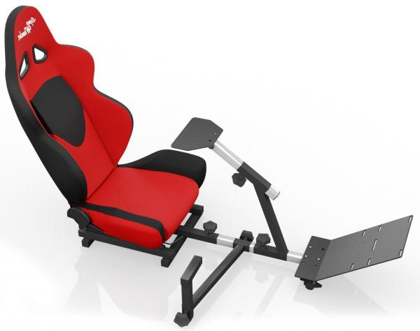 Openwheeler Racing Seat Driving Simulator Gaming Chair